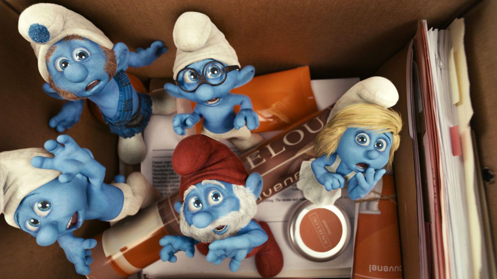 the smurfs 2011 - photo #24