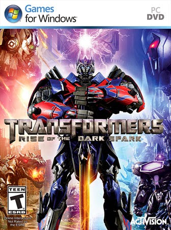 Transformers Rise Of The Dark Spark FLT Pc Game Crack Free Download