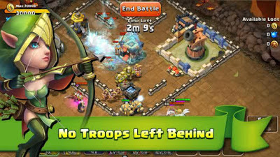 Castle Clash: Age of Legends v1.2.8 Apk + Mod + Obb Data for Android