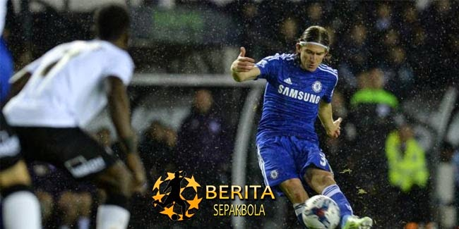 Langkah Chelsea Mulus di Kandang Derby County