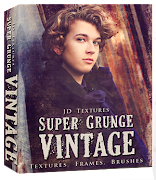 Purchase JD Super Grunge Vintage Textures - $40 USD