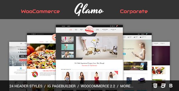 Premium Responsive WordPress eCommerce Theme