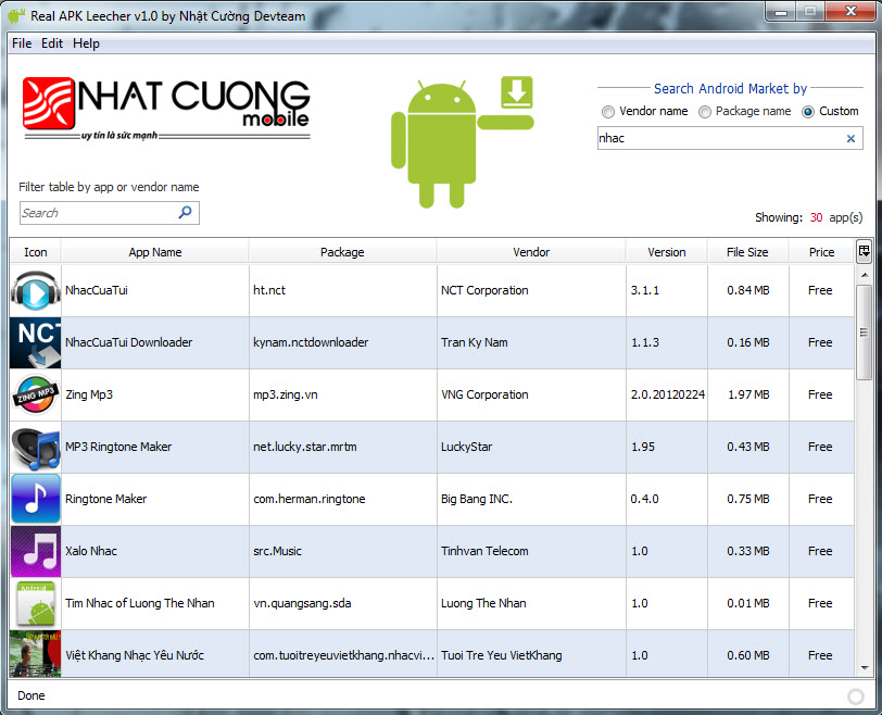 free download new apps for android apk