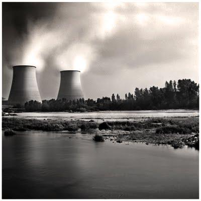 Centre nucléaire, France, 2011
