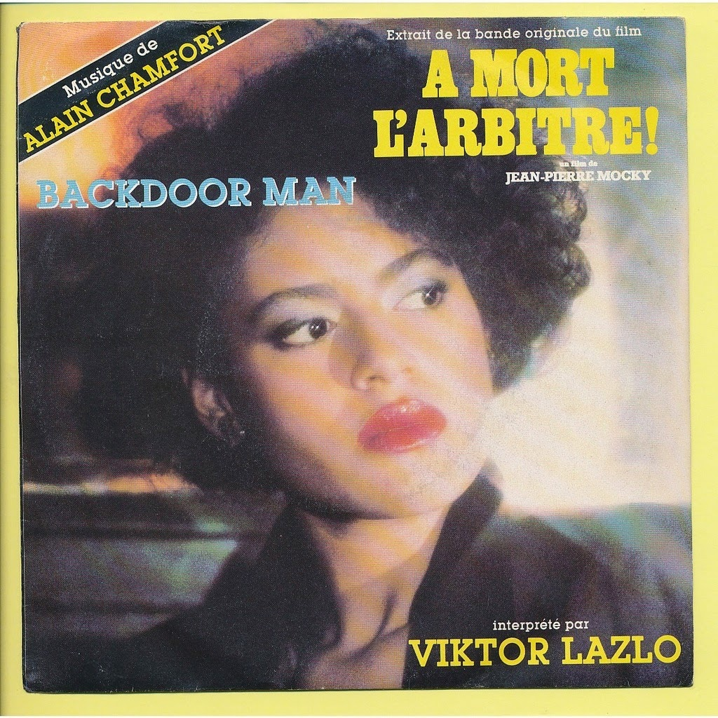 Viktor Lazlo Feat. Raul Paz - Amores (Besame Mucho)
