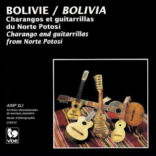Bolivie: Charangos et guitarrillas du Norte Potosi