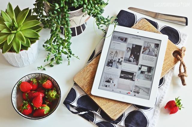 luzia pimpinella   interior   küchenplanung mit pinterest   kitchen inspiraton via pinterest