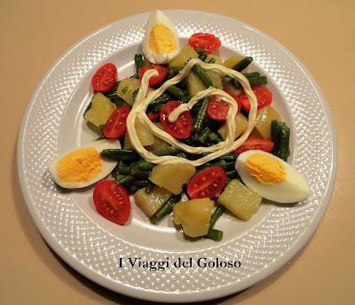 ricette estive ... insalata mista ...