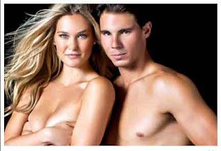 Bar-Refaeli-poses-hot-with-Rafael Nadal
