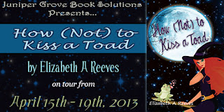 How (Not) To Kiss A Toad Blog Tour