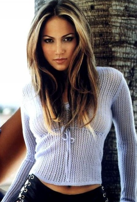 Modern Style Clothes Jennifer Lopez Wall Papers Collection