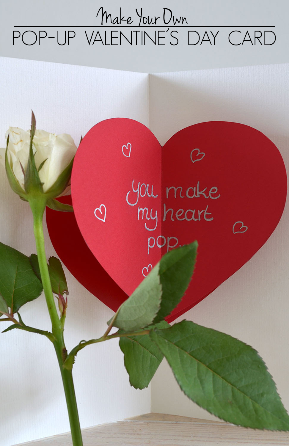 Images of Valentine Day Cards Handmade – Easy Homemade Valentines Day Cards