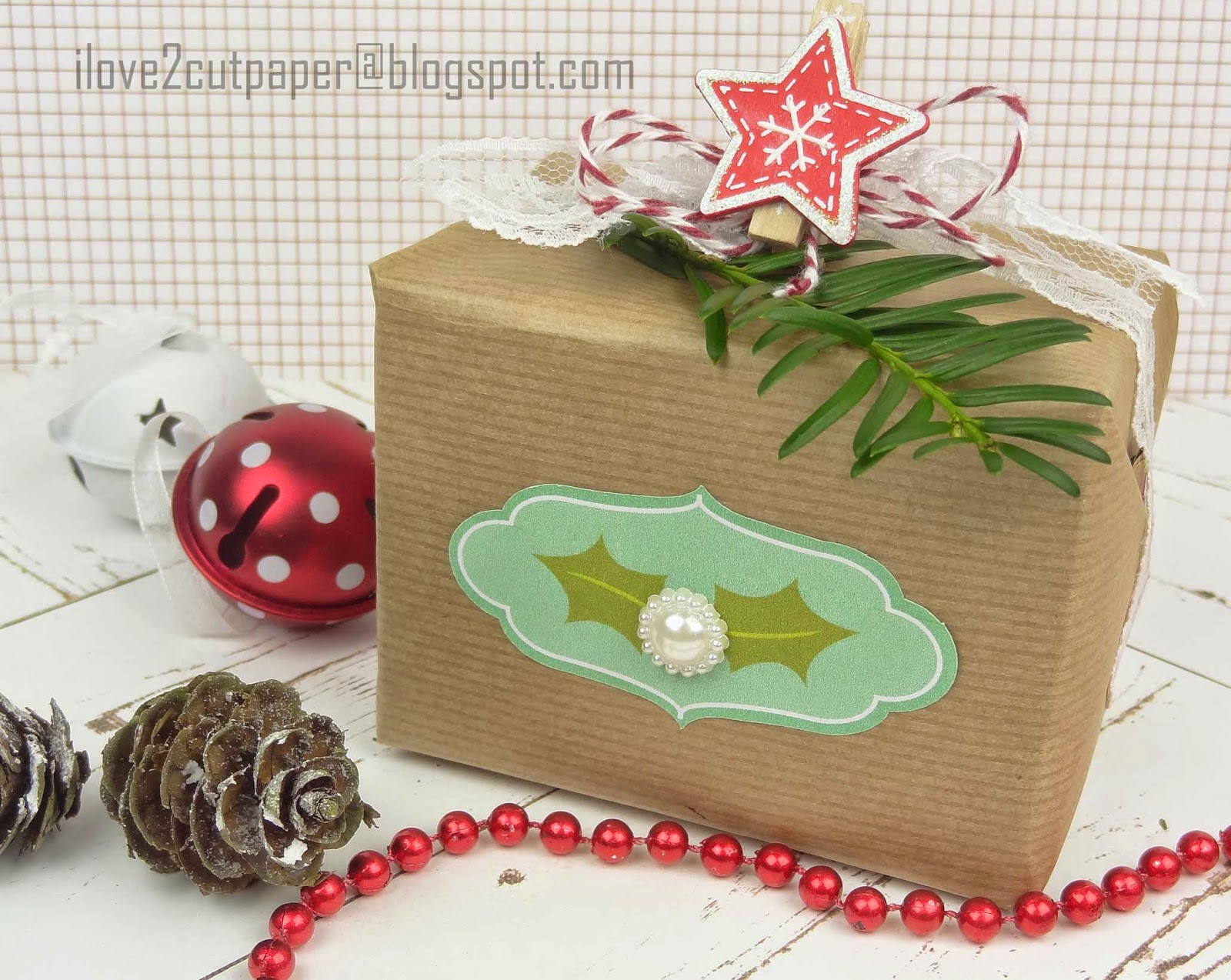 Gift Wrapping - Print and Cut