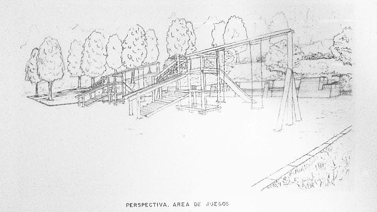 proyecto parque las desueltas boadilla del monte madrid croquis