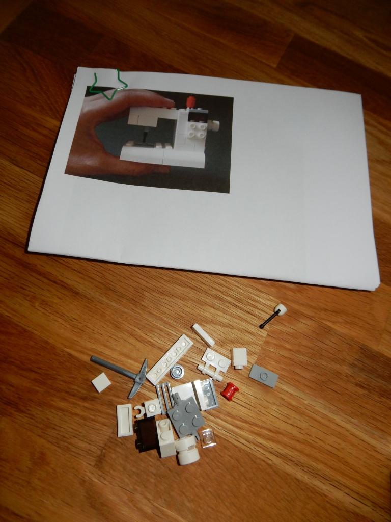 Chris´ NadelSpiele Das war drin  die vierte Woche -> Nähmaschine Nadel Bewegt Sich Nicht