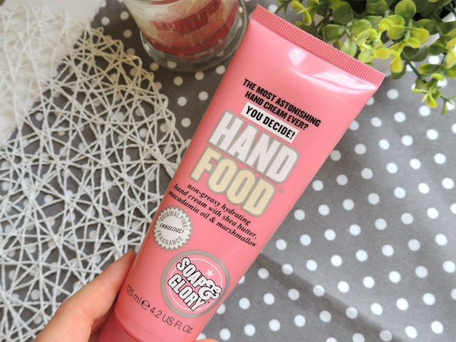 Jane Wonder    Soap & Glory Hand Cream