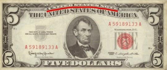 """Il Dollaro """"Statale"""""""