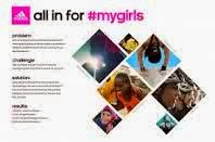 ADIDAS - All in For #mygirls