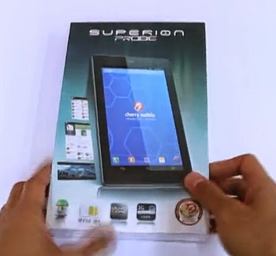 Cherry Mobile Superion Probe, Cherry Mobile Android Tablet, Cherry Mobile Phablet