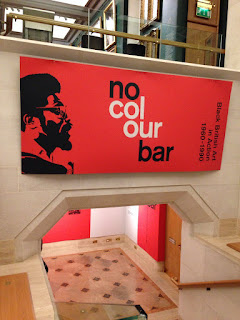 No Colour Bar Exhibition