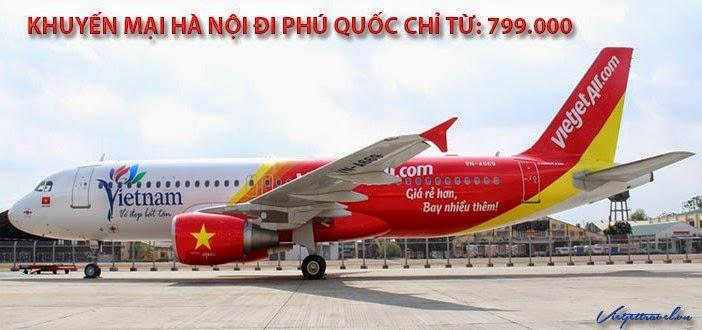 vé máy bay đi phú quốc giá rẻ