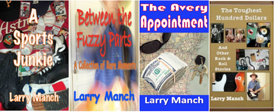 Larry's books: