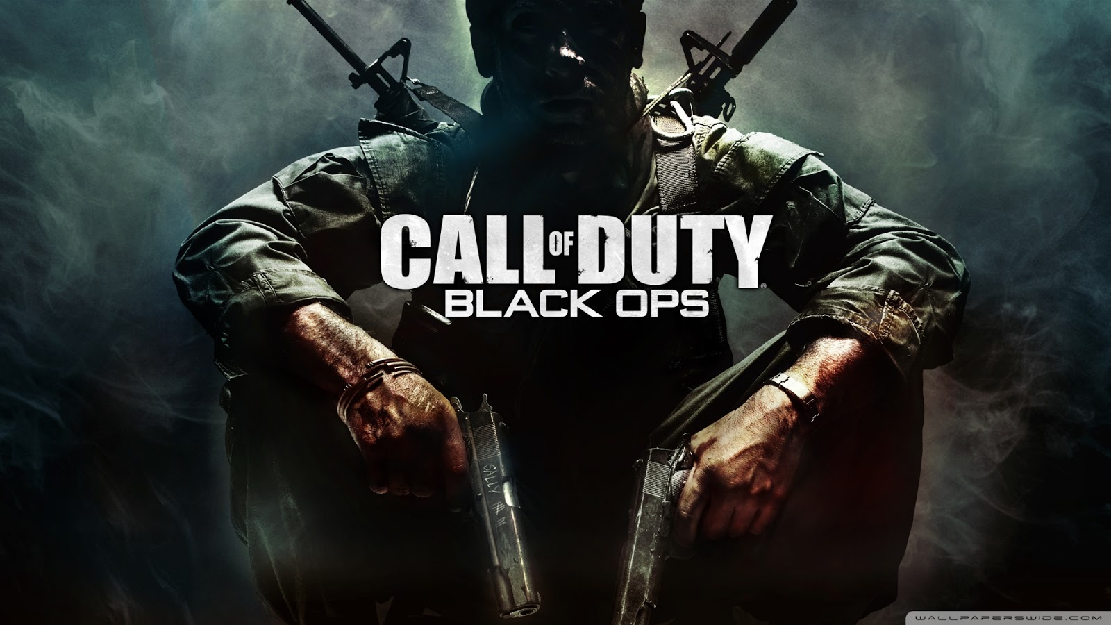 Call of Duty Black Ops Zombie+Multiplayer+Singleplayer