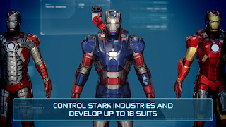 Iron Man 3 Game for iPhone
