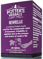 potters herbal new relax