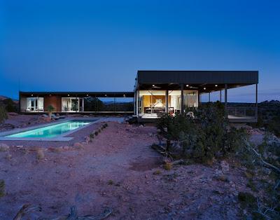 Modern modular home Utah