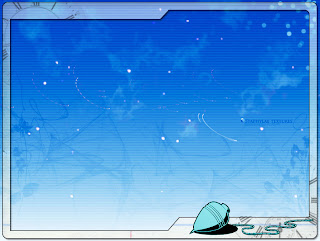 Background Power Point Langit