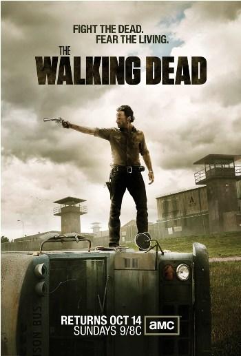 The Walking Dead 316 Welcome to the Tombs [HDTV][Sub.Espaol Pegados] (peliculas hd )