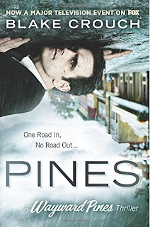 wayward pines book series