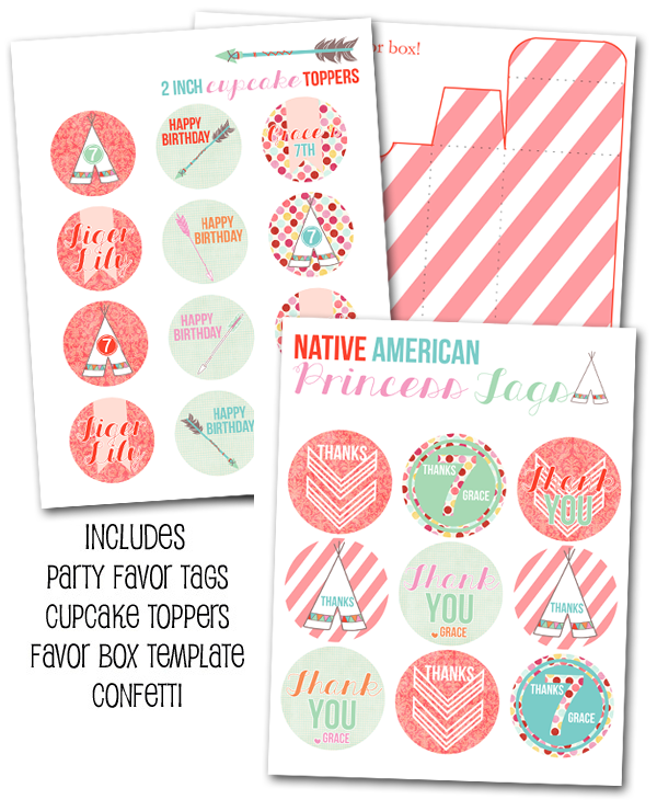 http://www.partyboxdesign.com/category_102/Printable-Party-Decor.htm