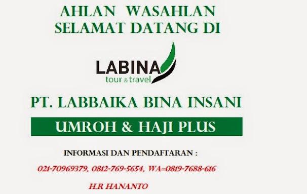 Selamat Datang di Info-Haji-Umroh.com