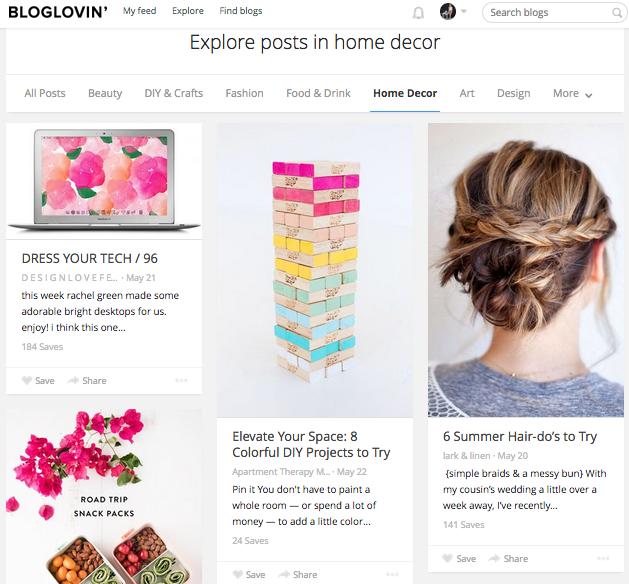 best sources for blog posts inspiration