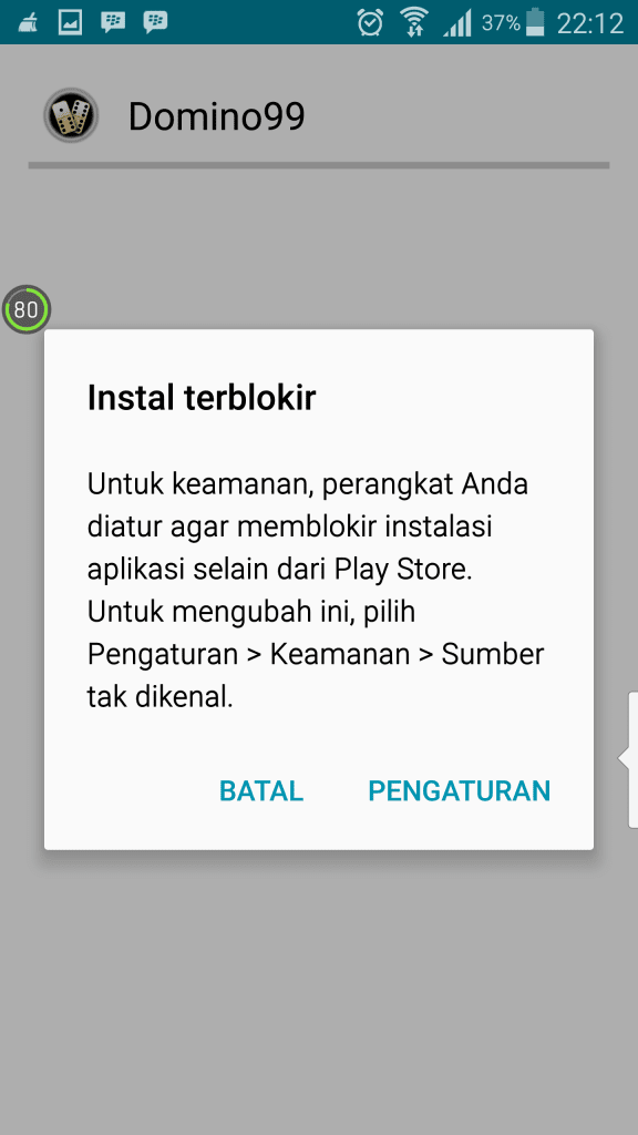 Download BandarQ Android