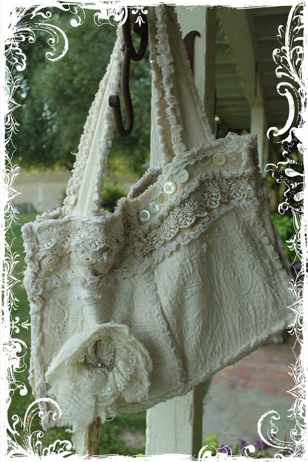 Мастер - классы Rag-purse