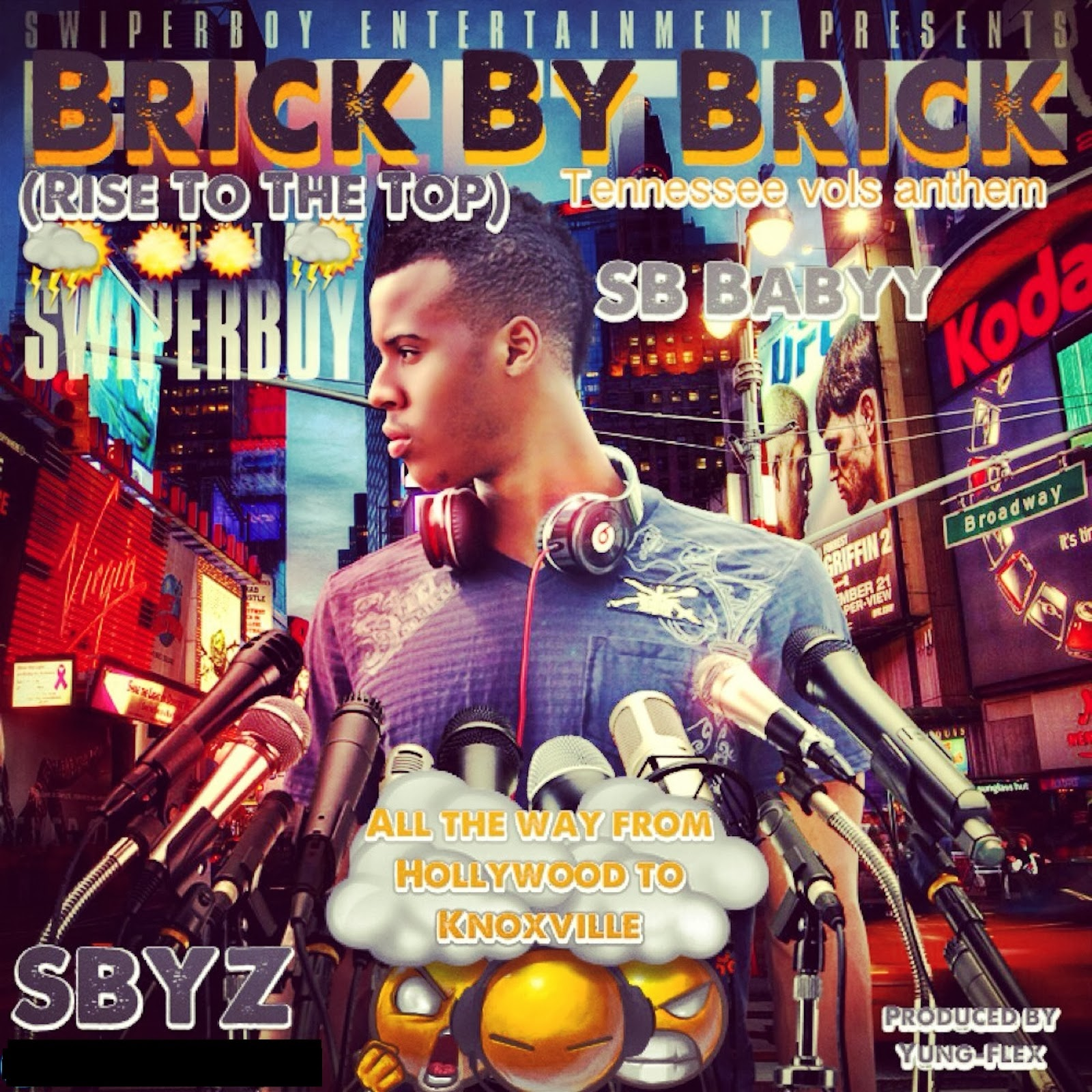 Brick By Brick - Swiperboy