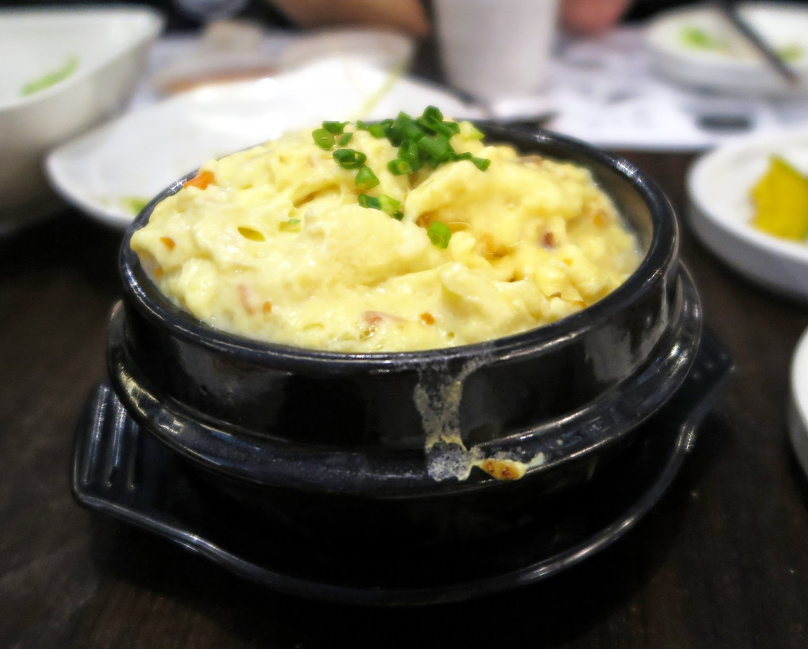 This Korean Steamed Egg Was Light And Fluffy But Not A Must Try