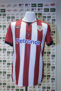 foto camiseta athletic final copa del rey