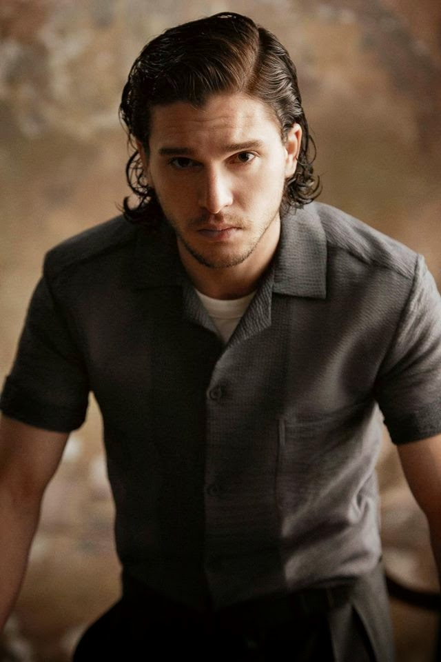 Game of Thrones: Nueva sesión de fotos de Kit Harington ...