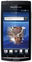 Sony Ericsson, Smartphone, Phone Reviews Android Smartphone Sony Ericsson Xperia Arc