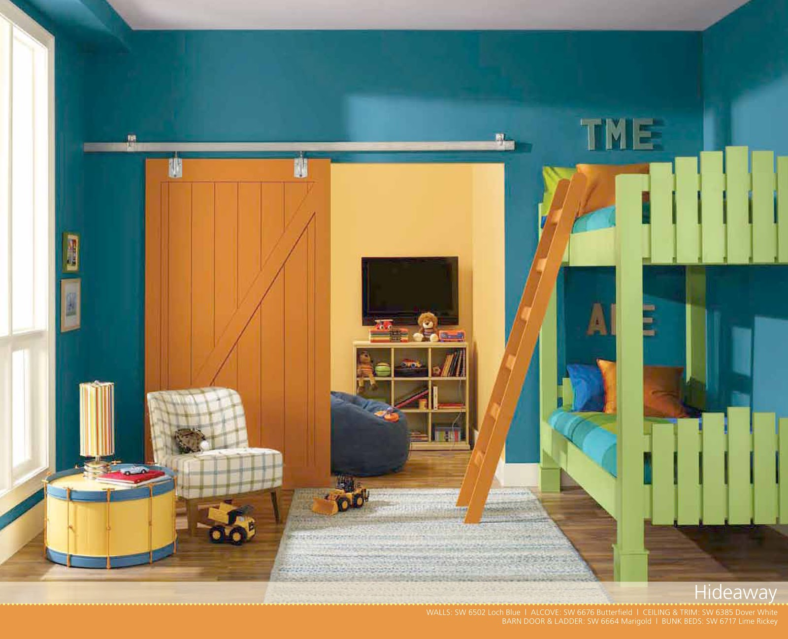 Color My World: Nursery Take Two