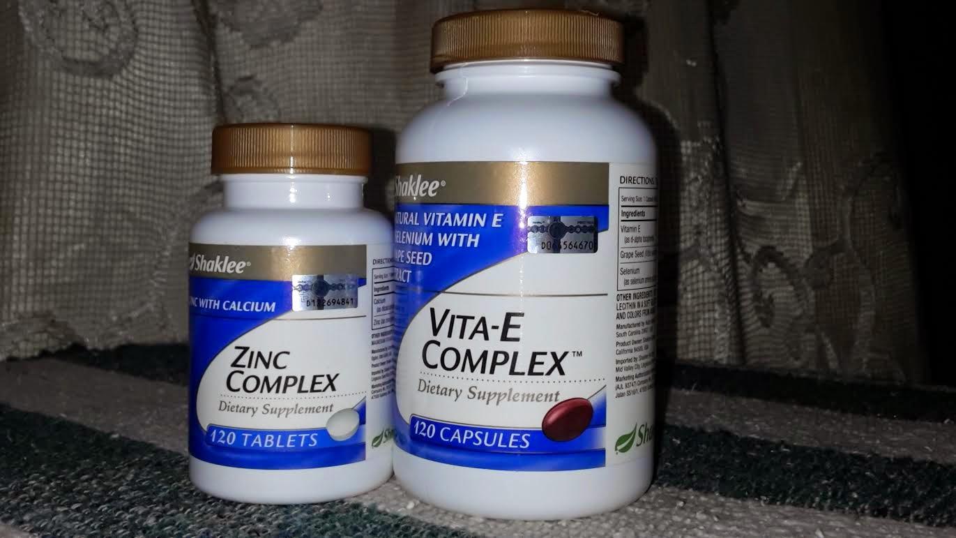Vitamin Kesuburan Shaklee Untuk Lelaki