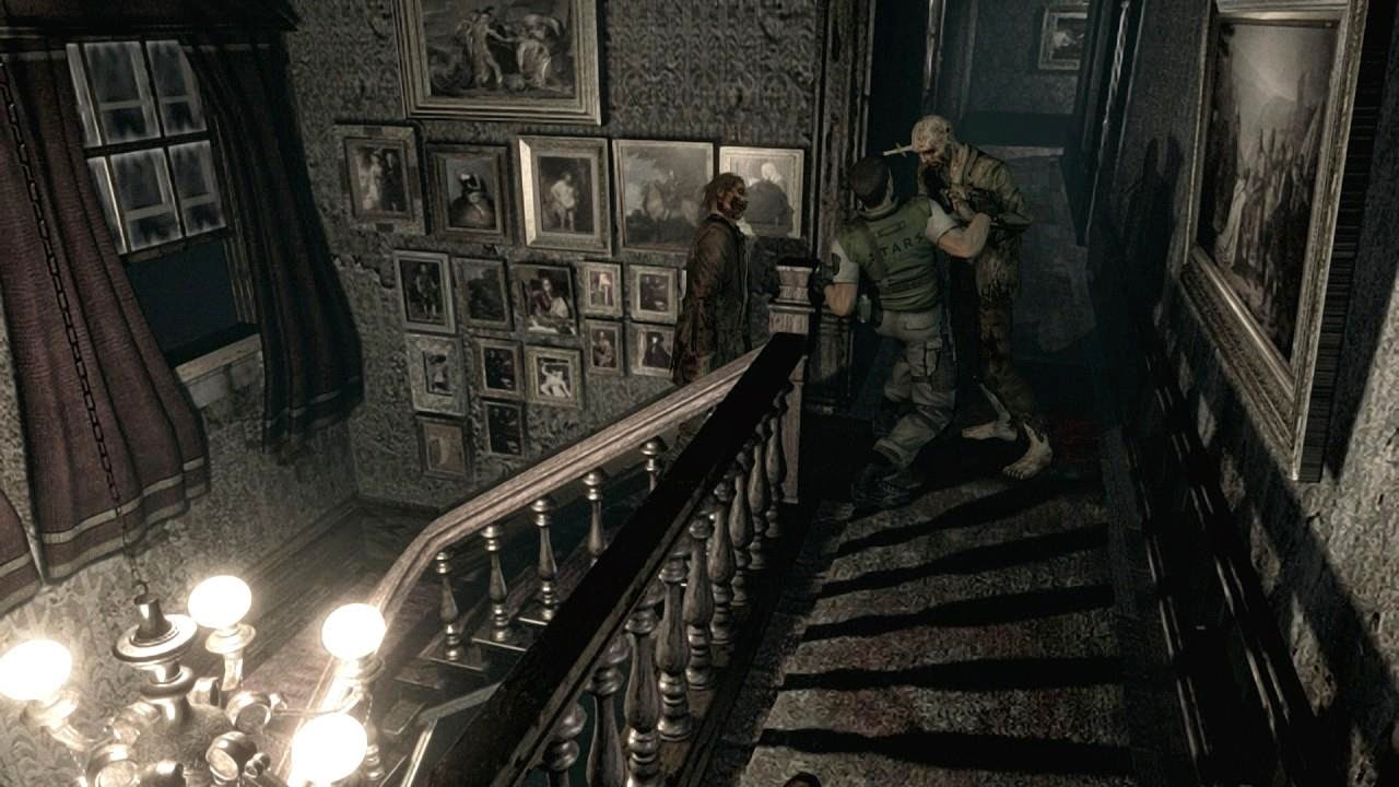 Porcket Hobby - www.pockethobby.com - Play For Hobby - Resident Evil Mansion 2