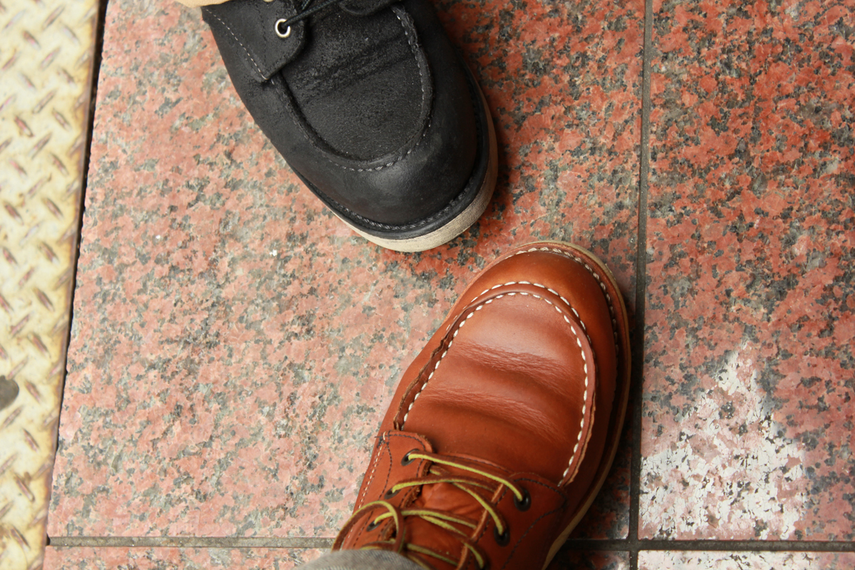 Red Wing #8874