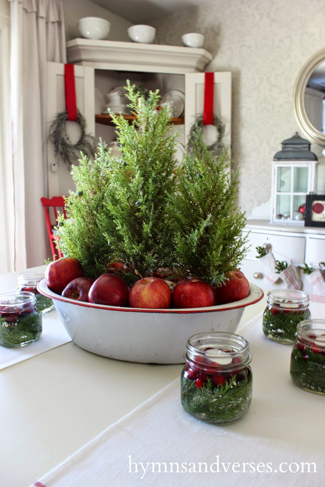 Hymns And Verses 2014 Christmas Home Tour