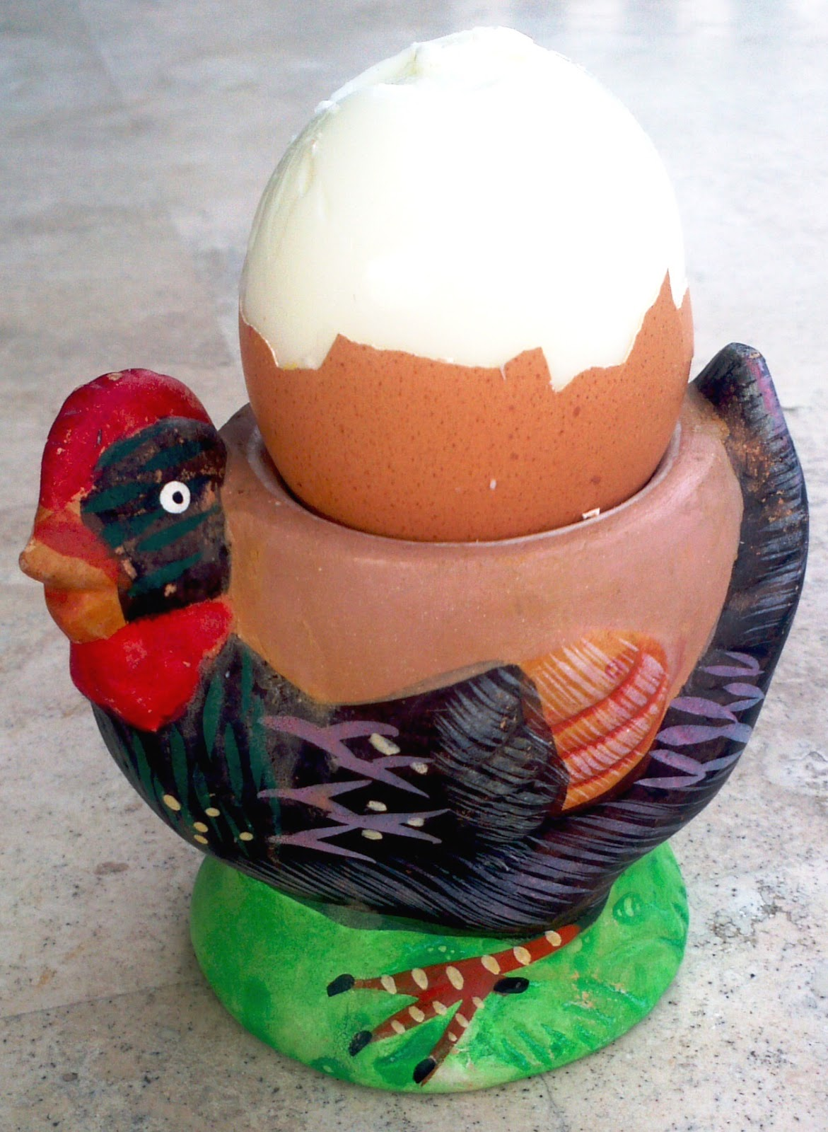 qui de la poule ou de l'œuf ?