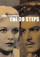 Los 39 Escalones (The 39 Steps)(1935).